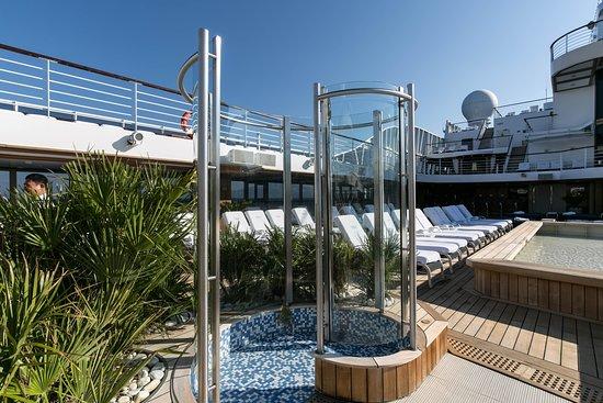 The Pool & Whirlpools on Riviera