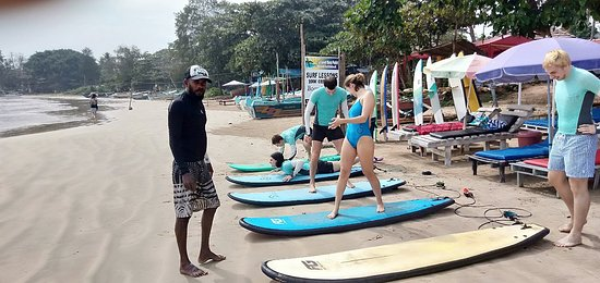 Coconut King Point (Navod Surf School)