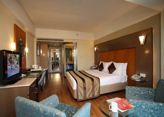The Golkonda Hotel: Guest room