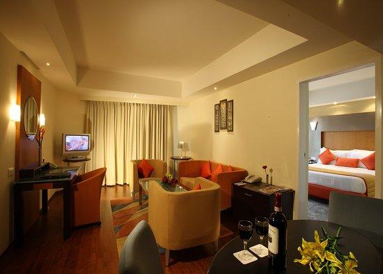 The Golkonda Hotel: Suite