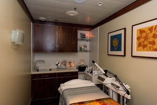 Treatment Rooms on Queen Mary 2 (QM2)