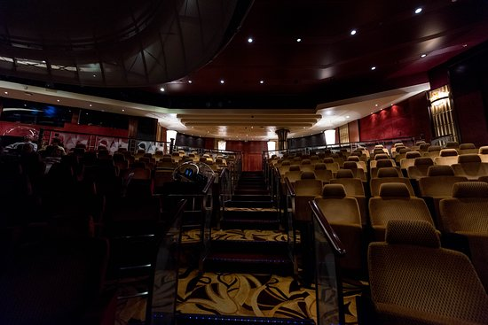 Planetarium on Queen Mary 2 (QM2)