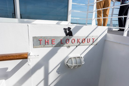 The Lookout on Queen Mary 2 (QM2)