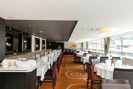 Dining Room on Avalon Illumination