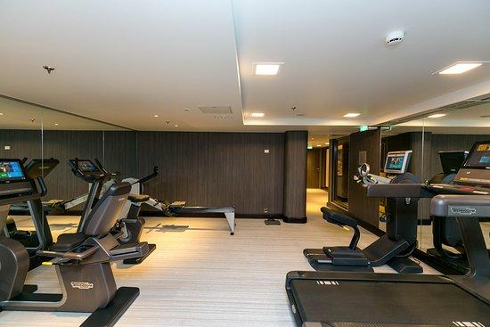 Fitness Center on Crystal Mozart