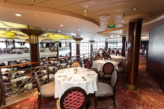 The Trellis Restaurant on Celebrity Infinity