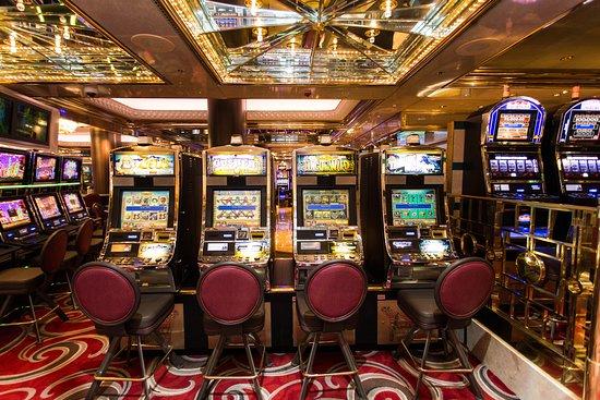 Fortunes Casino on Celebrity Infinity