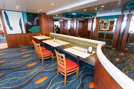 Oceanview Cafe on Celebrity Infinity