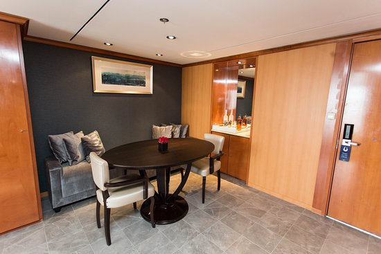 The Royal Suite on Celebrity Infinity