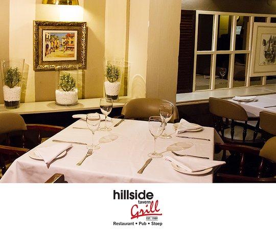 Hillside Tavern Grill: Table 14