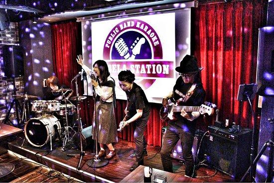 Public Band Karaoke Pasela Station
