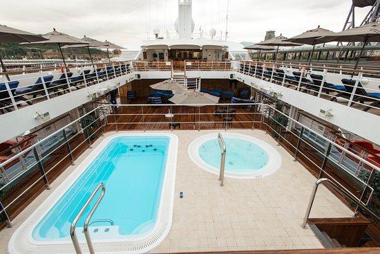 The Pool on Star Pride