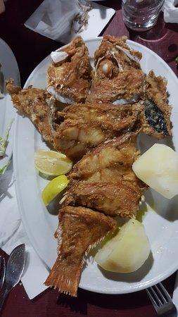 Restaurante Asador La Marisma: Rascasio