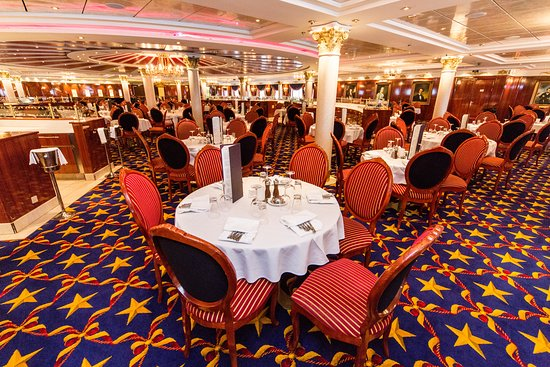 Liberty Restaurant on Pride of America