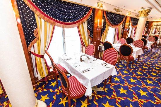 Liberty Restaurant on Pride of America