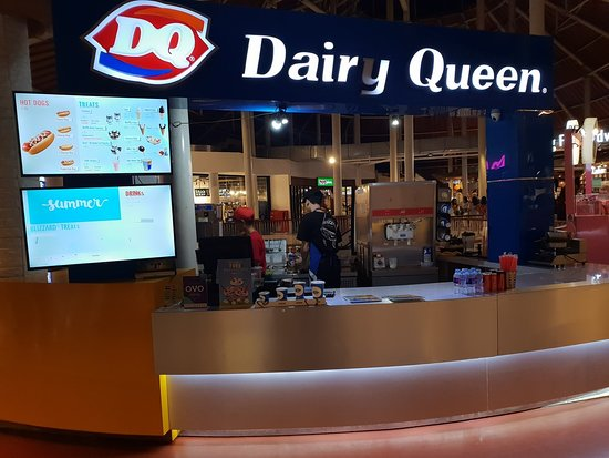 Dairy Queen: The Outlet