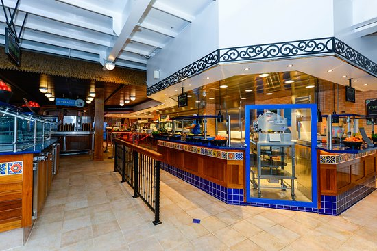 BlueIguana Cantina on Carnival Ecstasy