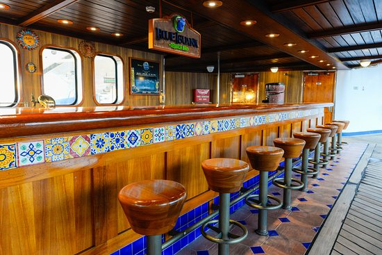 BlueIguana Tequila Bar on Carnival Ecstasy