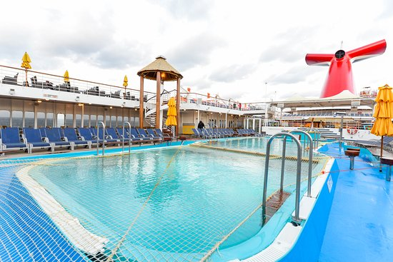 The Pool on Carnival Ecstasy