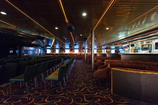 Starlight Lounge on Carnival Ecstasy
