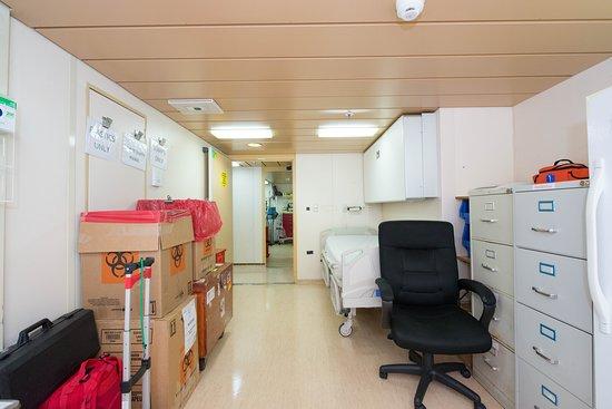 Medical Center on Carnival Ecstasy