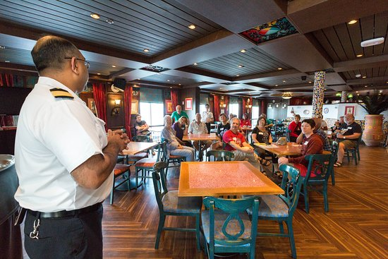 Cruise Critic Meet & Mingle on Norwegian Sun