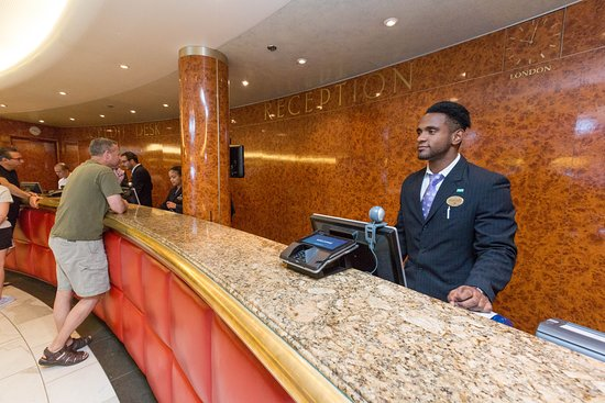 Guest Services on Norwegian Sun