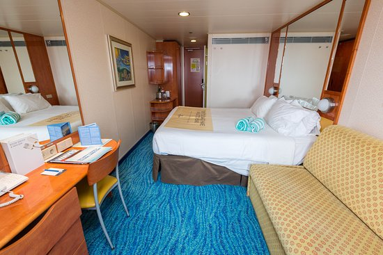 The Family Oceanview Cabin (Picture Window) on Norwegian Sun