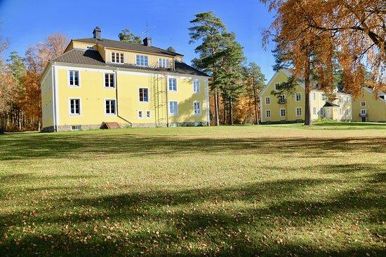 Uddeholm, Sweden: Exterior