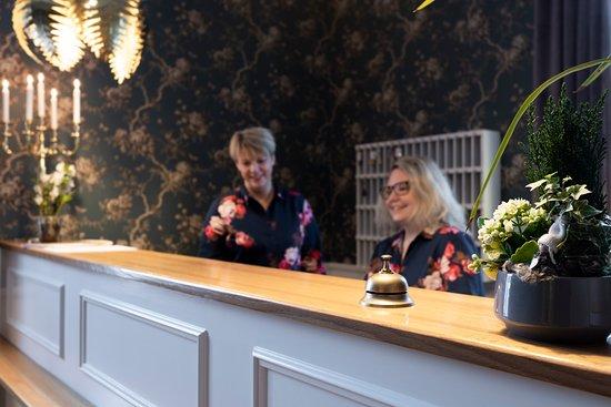 Uddeholm, Sweden: Reception