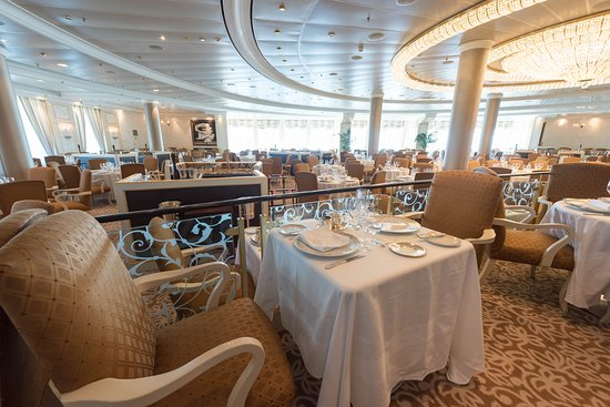 Grand Dining Room on Marina