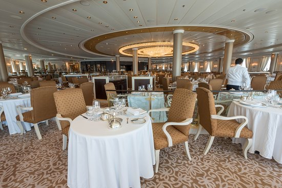 Grand Dining Room on Marina