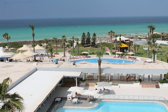 SunConnect One Resort Monastir: Вид из номера sea view
