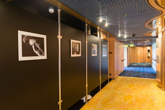 Photo and Video Gallery on Oosterdam