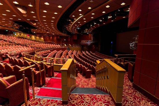 Princess Theater on Star Princess