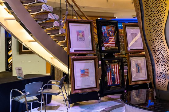 Photo and Art Gallery on Adventure of the Seas