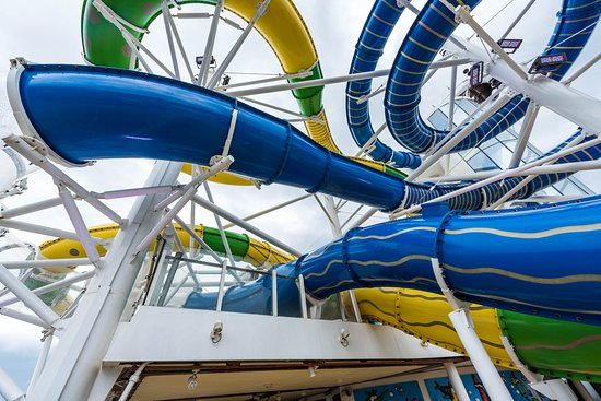 The Perfect Storm on Adventure of the Seas