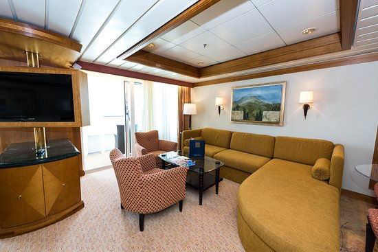 The Owner's Suite on Adventure of the Seas