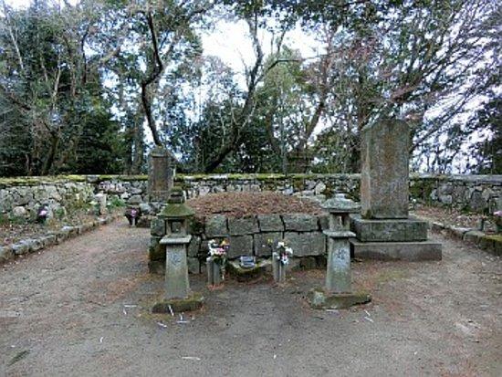 太宰府市, 福岡県, 墓所の様子