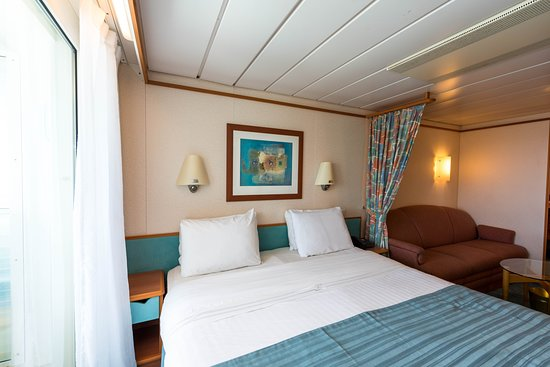 Superior Ocean-View Cabin with Balcony on Adventure of the Seas