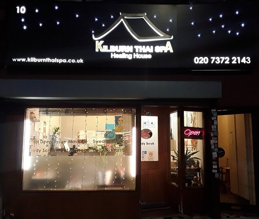 ‪Kilburn Thai Spa‬