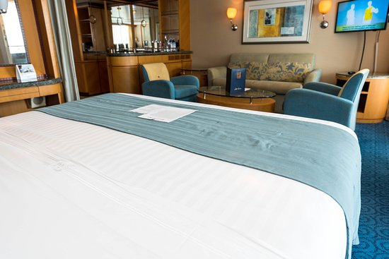 The Grand Suite on Adventure of the Seas