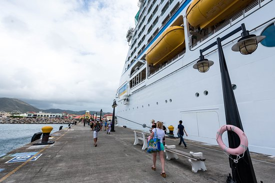 Ship Exterior on Adventure of the Seas