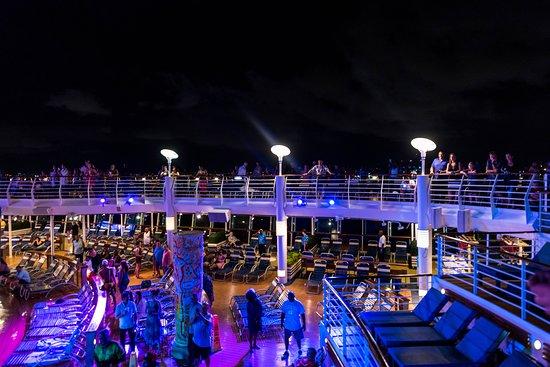 Sail-Away on Adventure of the Seas