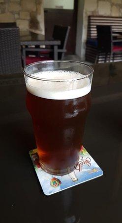 Tsada, Cyprus: Yorkshire Rose Ale