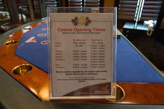 Casino on Wind Star