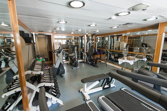 Fitness Center on Wind Star