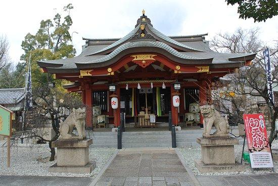 Tsunashiki Temman Shrine