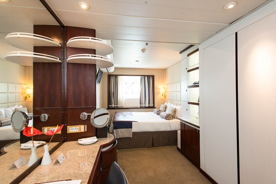 The Ocean-View Cabin (Category A) on Wind Surf