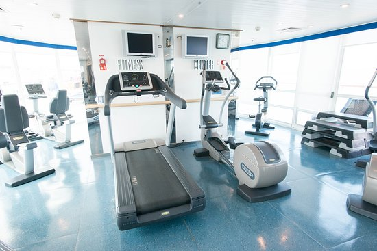 Fitness Center on Wind Surf